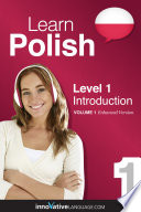 Learn Polish   Level 1  Introduction to Polish