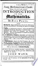 The Young Mathematician s Guide     Fifth Edition  Carefully Corrected  Etc Book