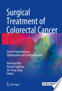 Surgical Treatment of Colorectal Cancer