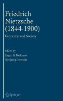 Friedrich Nietzsche  1844 1900