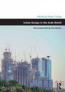 Pdf Urban Design in the Arab World Telecharger