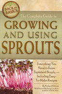 Pdf The Complete Guide to Growing and Using Sprouts