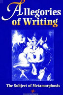 Allegories of Writing