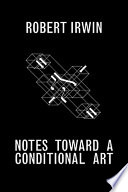 Notes Toward A Conditional Art PDF
