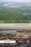 Delta Urbanism: New Orleans Pdf/ePub eBook
