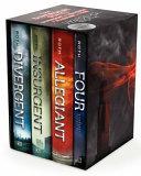 Divergent Series Ultimate Four Book Box Set