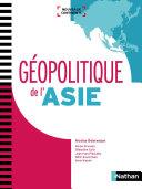 Pdf Géopolitique de l'Asie Telecharger