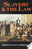 Slavery   the Law