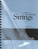 Guide To Teaching Strings Book
