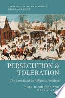 Persecution Toleration
