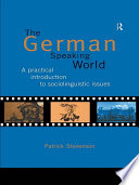 The German Speaking World