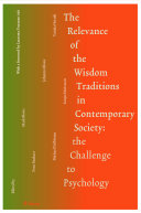 The Relevance of the Wisdom Traditions in Contemporary Society