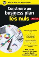 Construire un business plan pour les Nuls poche Business Pdf/ePub eBook