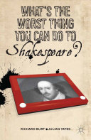 What's the Worst Thing You Can Do to Shakespeare? Pdf/ePub eBook