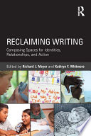 Reclaiming Writing
