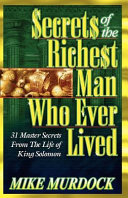 Pdf Secrets Of The Richest Man Who Ever Lived