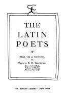 The Latin Poets