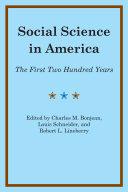 Social Science in America