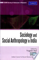 Sociology and Social Anthropology in India