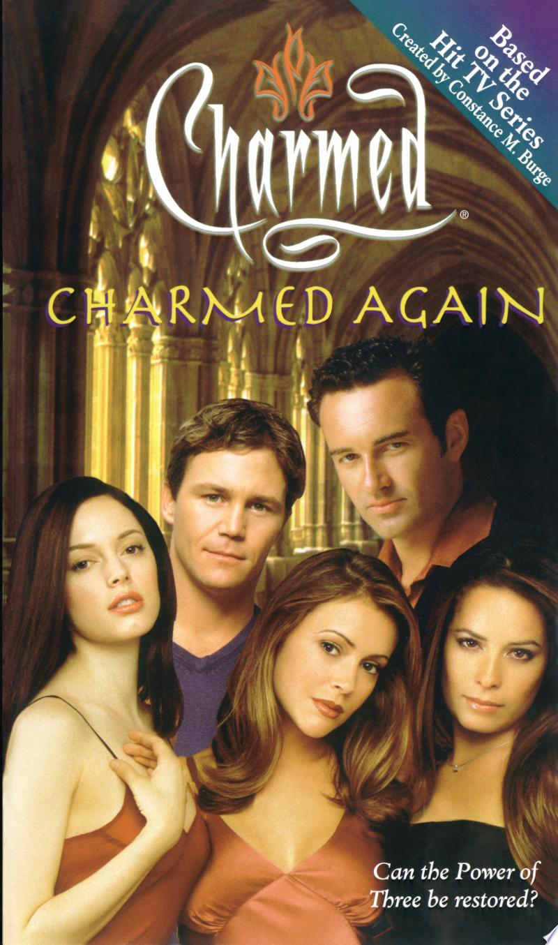 Charmed Again banner backdrop