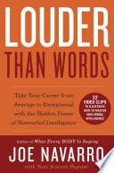 Louder Than Words  Enhanced Edition