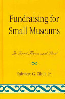 Fundraising for Small Museums