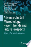 Advances In Soil Microbiology Recent Trends And Future Prospects Book PDF