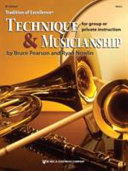 Tradition of Excellence  Technique   Musicianship  clarinet  Book