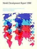 World Development Report 1988