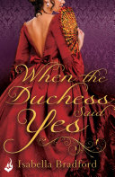 When The Duchess Said Yes: Wylder Sisters
