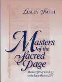 Masters of the Sacred Page
