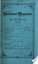 Harkness  Magazine
