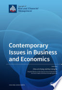 Contemporary Issues In Business And Economics
