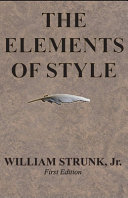 The Elements of Style Illustrated Book