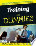 """Training For Dummies"" by Elaine Biech"