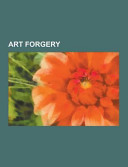 Art Forgery Book