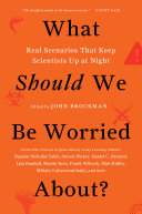What Should We Be Worried About? [Pdf/ePub] eBook