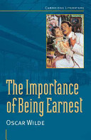 Books - Oscar Wilde: The Importance Of Being Earnest | ISBN 9780521639521