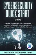 Cyber Security  ESORMA Quick Start Guide