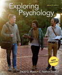 Loose-leaf Version for Exploring Psychology