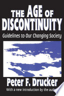 The Age of Discontinuity Book