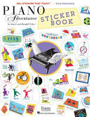 Piano Adventures Sticker Book