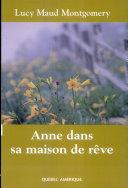 Pdf Anne 05 - Anne dans sa maison de rêve Telecharger