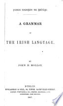 A Grammar Of The Irish Language