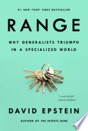 link to Range : why generalists triumph in a specialized world in the TCC library catalog