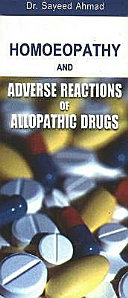 Homoeopathy   Adverse Reaction of Allopathic Drugs