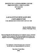 Las Gavetas Sexuales Del Costarricense y el Riesgo de Infección con el VIH
