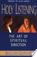 Holy Listening Book