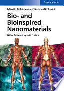Bio  and Bioinspired Nanomaterials Book