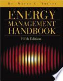 Energy Management Handbook  Fifth Edition